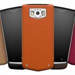 Vertu выпустила новый телефон на Android