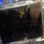 iPad Air взорвался
