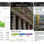 Yahoo запускает обновленное приложение Finance iOS