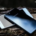 Неанонсированный смартфон OPPO R1 на живых фото