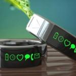 Smarty Ring – миниатюрный аналог smartwatch