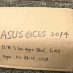 Asus on the CES 2014