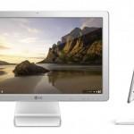 LG анонсировала моноблок Chromebase