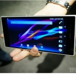 Sony Xperia Z Ultra стала таблеткой