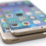 Появились фото передней панели iPhone 6