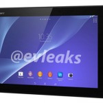Фото и спецификации планшета Sony Xperia Tablet Z2