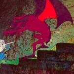 Обнаружена потерянная видеозапись из мультфильма «Властелин колец»