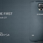 Samsung Galaxy S5 может появиться раньше, чем ожидалось