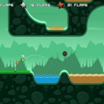Super Stickman Golf + Flappy Bird = Flappy Golf!