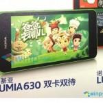 Фото и спецификации смартфона Nokia Lumia 630