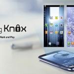 Samsung KNOX обеспечивает безопасность для корпоративных пользователей Microsoft