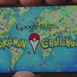 Google выпустил карты с Покемонами