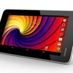 Toshiba анонсирует бюджетный планшет Excite Go