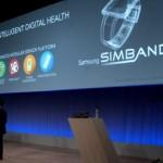 Samsung анонсирует новую платформу Simband для контроля здоровья