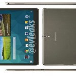Утечка фото предстоящего Samsung Galaxy Tab S 10.5