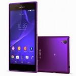 Sony анонсировала смартфон Xperia T3