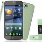 Новая линейка смартфонов от компании Acer
