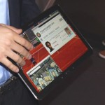 Samsung создает планшет с дисплеем 4К