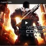 Вышел трейлер Modern Combat 5: Blackout