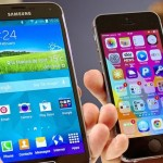 Samsung S5 vs iPhone 5S