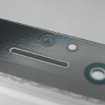 Появились фотографии фронтальной панели iPhone 6