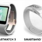 Sony представит двое новых SmartWatch