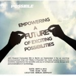 Huawei приглашает 4 сентября