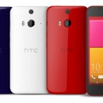 Компания HTC официально представила топовый смартфон Butterfly 2