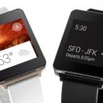 Часы LG G Watch 2 покажут на IFA 2014?