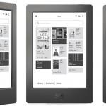 Водоплавающая электронная книга Kobo Aura H2O