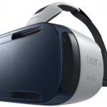 Гарнитура дополненной реальности Samsung Gear VR и часы Gear S