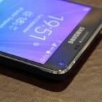 Новый смартфон от Samsung в металлическом корпусе