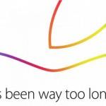 Очередное мероприятие Apple состоится 16 октября