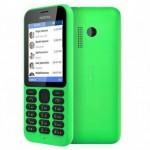 Новый кнопочный телефон Nokia 215