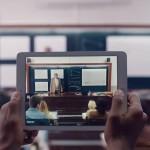 рекламный ролик iPad