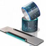 Смартфон Blu, который можно носить на запястье