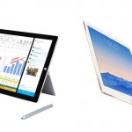 Surface Pro 3 обошел в тесте на производительность iPad Air 2