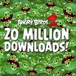 Angry Birds 2 скачали более 20 млн раз за неделю