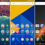 Коллекция стоковых обоев для Android 6.0 Marshmallow (Preview 3)