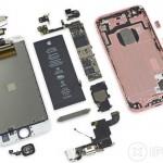 Оценка ремонтопригодности iPhone 6s от команды iFixit