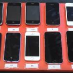 Тестирование линейки iPhone на влагозащищенность