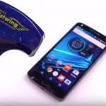 Motorola Droid Turbo 2 - тест на прочность