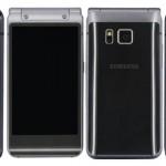 Новая «раскладушка» от Samsung