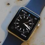 Второе поколение часов от Apple будут с круглым корпусом?