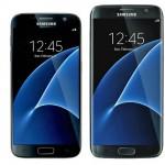 Пресс-фотографии Samsung Galaxy S7 и Galaxy S7 Edge