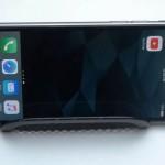 iPhone 6s под лазерным прицелом