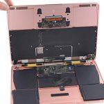 Новый, 12″ MacBook разобрали в лаборатории iFixit