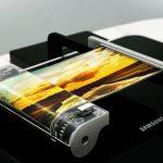 Samsung представит гибкий дисплей
