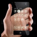 Компания Apple патентует гаджет с прозрачным дисплеем