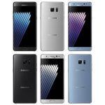 Официальные фотографии неанонсированного Samsung Galaxy Note 7
